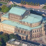 Semperoper-Luftbild